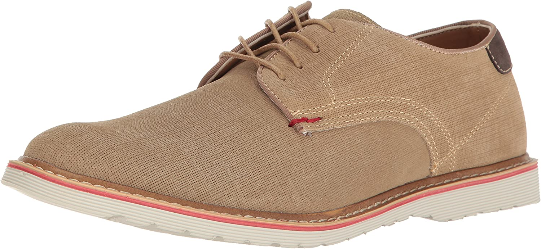 Steve Madden Men's Easel Oxford, Sand Suede, Size 9.0 US   8.5 UK US