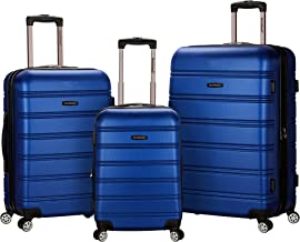 Best rockland luggage london 3-piece hardside spinner luggage set Reviews