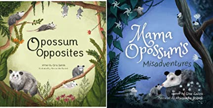 Awesome Opossum Stories (2 Book Series)