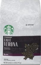Starbucks Caffè Verona Dark Roast Ground Coffee, 28 Ounce (Pack of 1) bag