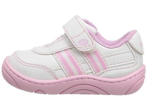 Stride Rite Pink /& Navy keeva Sneaker
