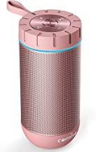 COMISO Waterproof Bluetooth Speakers Outdoor Wireless Portable Speaker with 20 Hours Playtime Superior Sound for Camping, ...