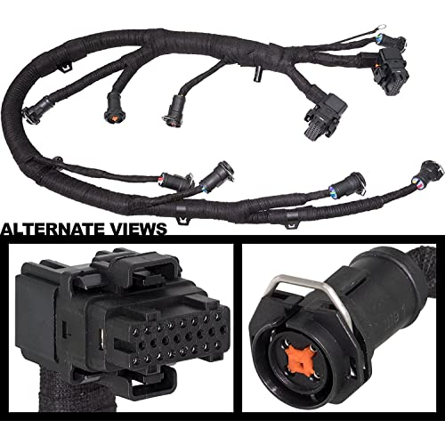 Fuel Injector FICM Wiring Harness Fits 03-07 6.0L Ford Diesel Powerstroke