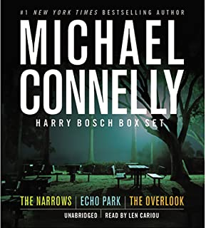 Harry Bosch Box Set: 'The Narrows', 'Echo Park', and 'The Overlook'