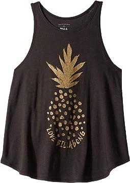 Painterly Pineapple Tank Top (Little Kids/Big Kids)