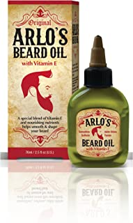 Arlo's Beard Oil with Vitamin E, 2.5 Fluid Ounce