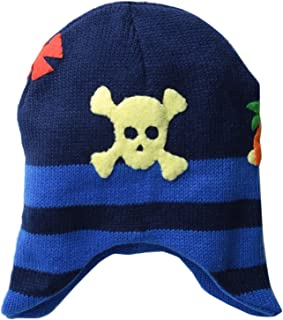 Beezy Boy Double-Deck Winter Windproof Warm Hat for Cold Weather and Snow 19.7-20.8