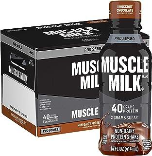 海外直送品 CytoSport - Muscle Milk Pro Series 40 Chocolate, 12 Amount Uom drinks