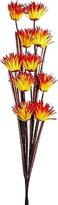 Fourwalls Artificial Plunus Mume Flower (Orange)