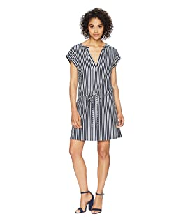Montauk Stripes Tunic Dress
