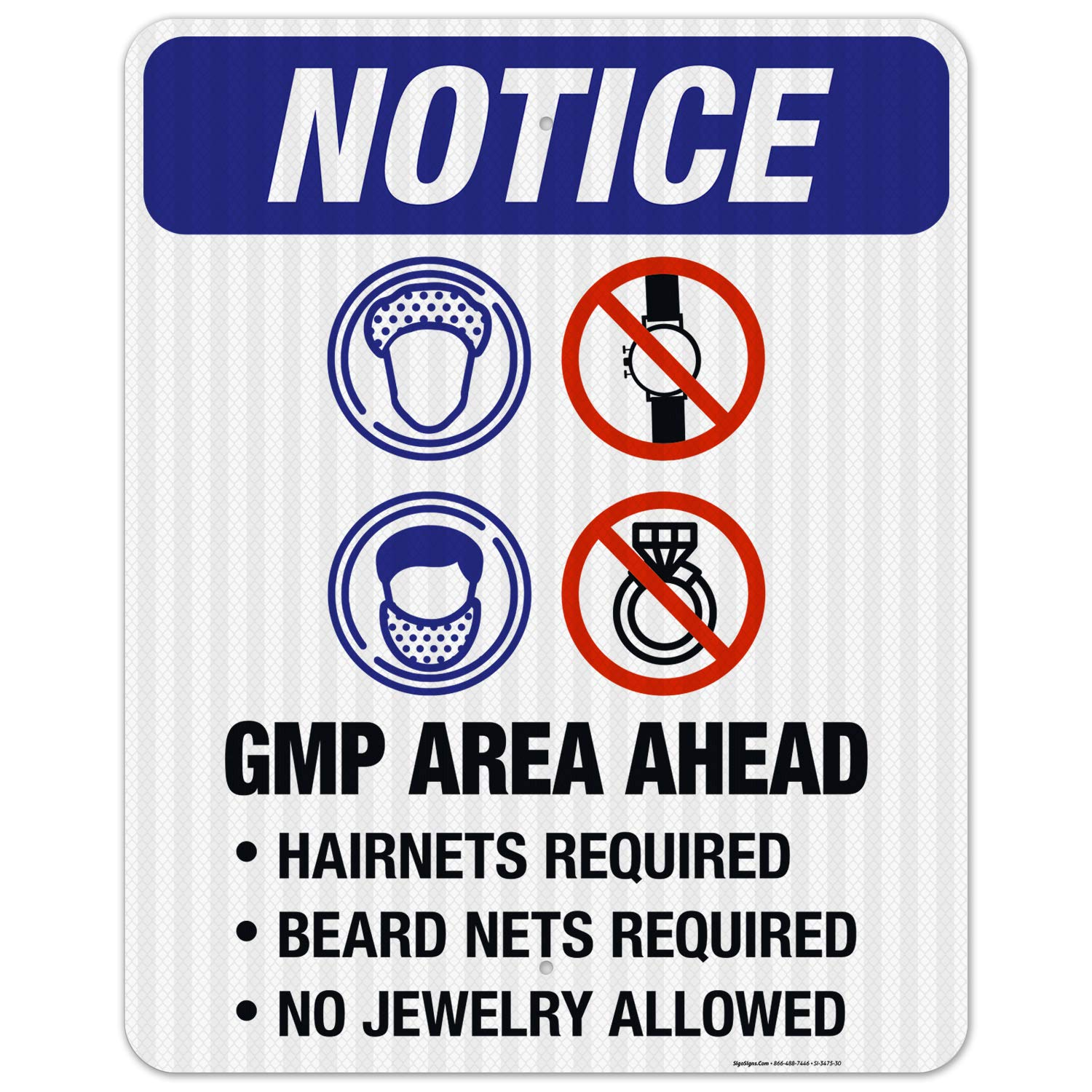 GMP Area Ahead Hairnets Beard Fashionable Allowed 55% OFF Jewelry Nets No Required