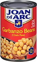Joan of Arc Garbanzo Beans, 15 Ounce (Pack of 12)