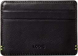 Lodis Accessories - Money Clip Card Case