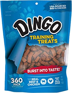 Dingo Chicken Training Treats 360 Count