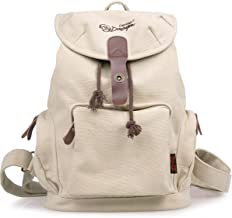Best fashion canvas backpack Reviews