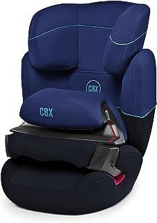 CBX por Cybex Aura, Silla de coche grupo 1/2/3, azul (Blue Moon)