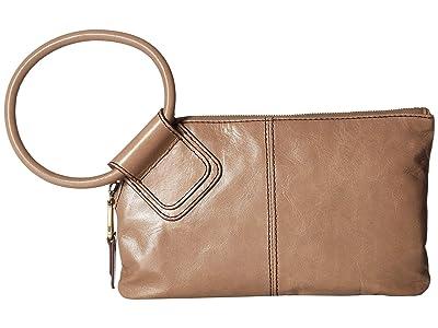 Hobo Sable (Cobblestone) Clutch Handbags