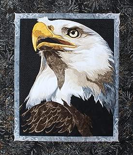 eagle applique pattern