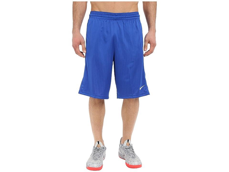 Nike Layup Shorts 2.0 (Game Royal/Game Royal/Game Royal/White) Men