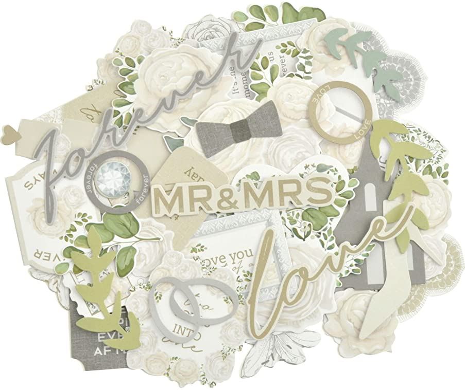 Kaisercraft CT958 Collectables Cardstock Die-Cuts-Two Souls