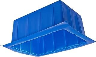 Bazz VAP101 Vapor Barrier, Blue