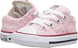 Converse Kids - Chuck Taylor® All Star® Madison Star Perf Canvas Ox (Infant/Toddler)
