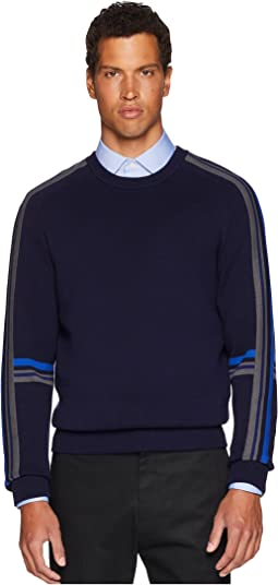 Merino Sport Crew Neck Sweater