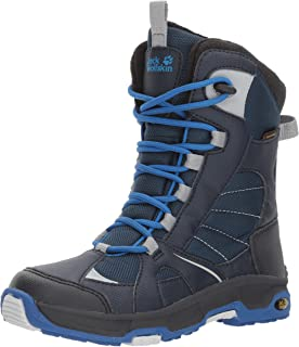 Jack Wolfskin Kids' Boys Snow Ride Texapore Boot