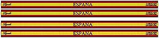 LEGADO Pulsera España Hombre Tela Pulsera Hombre España Pulsera de Tela españa Pulsera Bandera españa Hombre Pulsera Mujer...