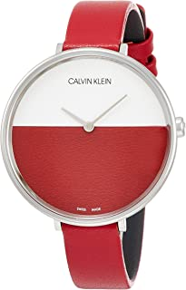 Calvin Klein Rise Quartz Ladies Watch K7A231UP