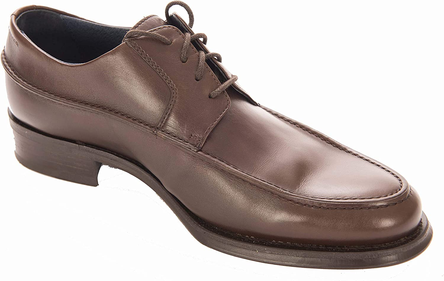 Arnold Brant by Bacco Bucci Brown Lace Up Dress shoes 100% Leather