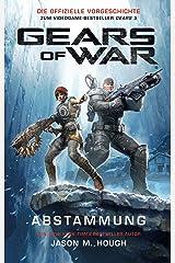 Gears of War: Abstammung (German Edition) Kindle Edition