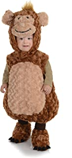 Toddler's Monkey Belly Babies Costume