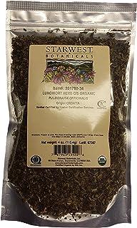 Starwest Botanicals, Lungwort Herb Organic, C/S, 4 Oz