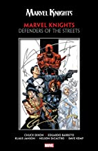 Marvel Knights by Dixon & Barreto: Defenders Of The Streets
