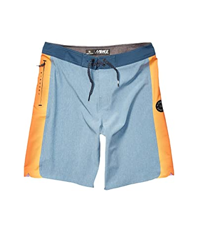 Rip Curl Kids Mirage 321 Boardshorts (Big Kids) (Navy) Boy
