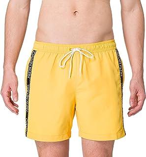 Calvin Klein Men's Medium Drawstring Swim Trunks