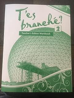 T'es Branche ? Teacher's Edition Workbook Level 2