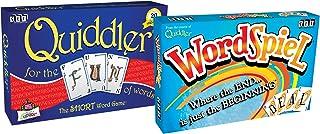 Quiddler and WordSpiel Bundle