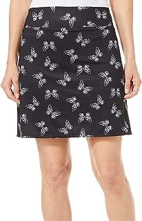 Golf Womens Butterfly Print Pull On Skort 16W Short