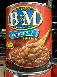 B&M Original Baked Beans 116 Oz