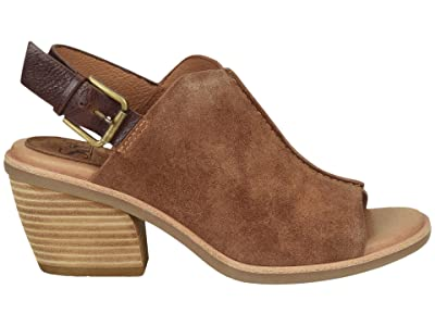 Sofft Pelonia (Light Brown Cow Suede) Women