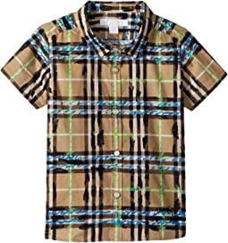 Burberry Kids Clarkey Top (Infant/Toddler)
