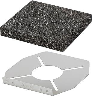 ソト(SOTO) レギュレーターストーブ専用溶岩石プレート ST-3102