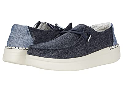 Hey Dude Wendy Rise Chambray