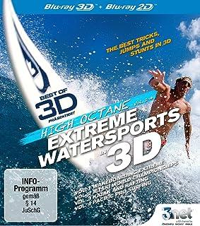 Best of 3D - High Octane Water Sports 3D (inkl. 2D-Version)