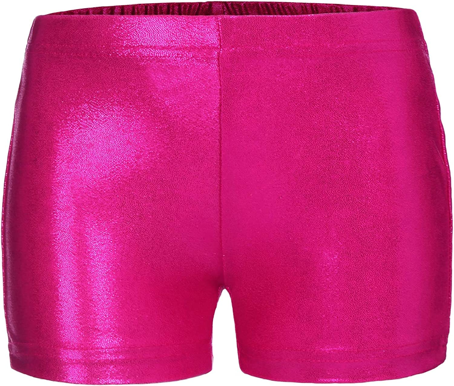 Zaclotre Kid Girls Gymnastic Shorts Opening New product!! large release sale Sparkle Ballet T Short Dance