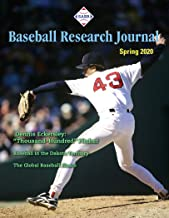 Baseball Research Journal (BRJ), Volume 49 #1