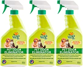 Citrus Magic Pet Odor Eliminator, Pack of 3, 22-Ounce