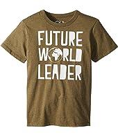 Chaser Kids Vintage Jersey Future World Leader Tee (Little Kids/Big Kids)
